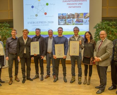 Energiepreisträger 2018