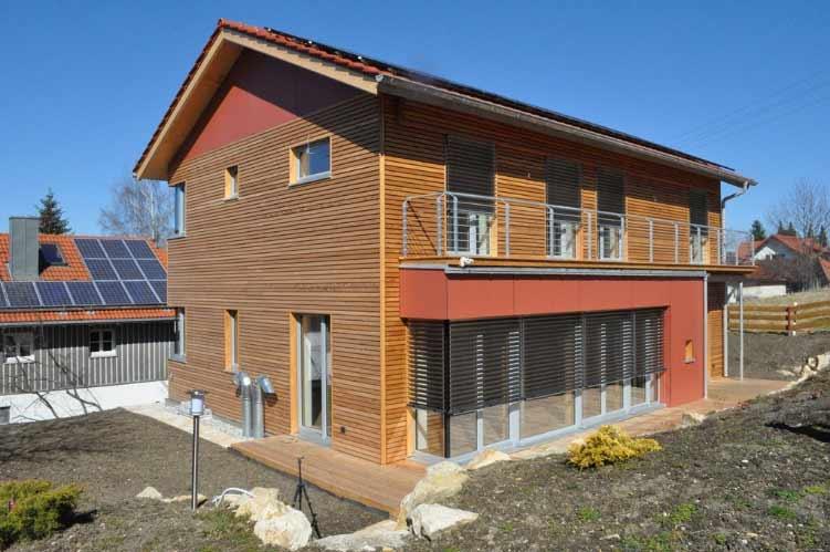 Plusenergiehaus in Andechs