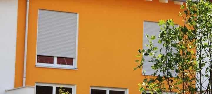 100 Prozent regeneratives Haus, Neubau in Seefeld, Süd-West-Ansicht