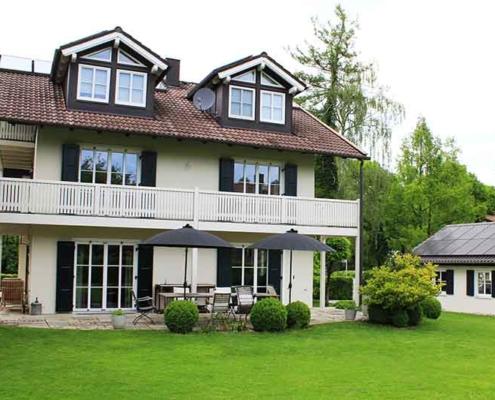 Energetische saniertes Haus in Seefeld