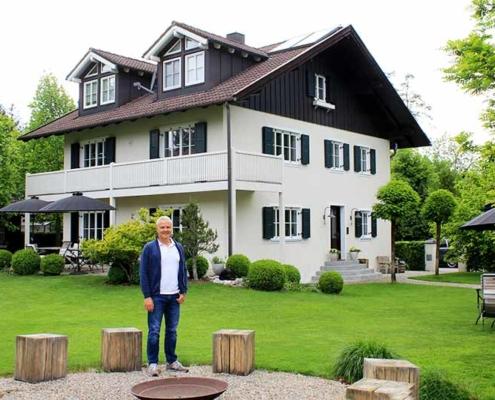 Energentisch Saniertes Haus in Seefeld