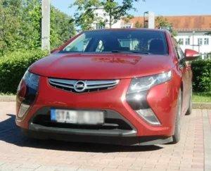 Opel Ampera PHEV