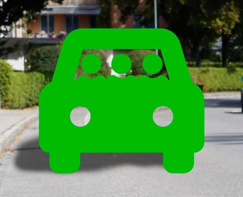 Carsharing ist umweltfreundlich