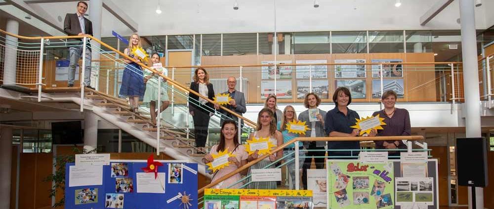 Solarheld*innen 2020: Die Preisträger | Foto: Landratsamt Starnberg