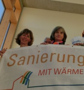 Sanierungsvortrag in Seefeld